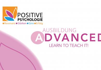 Positive Psychologie – Salzburg schreitet voran!!