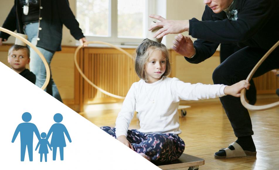 Die Behandlung von motorisch-perzeptionellen Auffälligkeiten und Leistungsstörungen im Kinder- und Jugendbereich