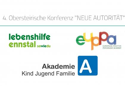 """4. Obersteirische Konferenz """"NEUE AUTORITÄT"""""""