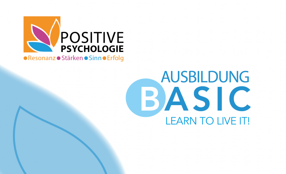 Positive Psychologie Basic Curriculum (Präsenz)