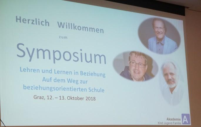 Symposium Lehren und Lernen – Ein Nachbericht