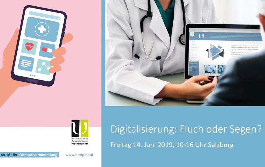 Die Digitalisierung der Gesundheit: Fluch oder Segen?