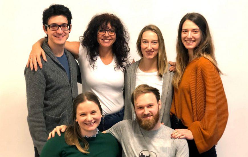 Das Akademie Team startet positiv und stark ins Neue Jahr mit einer neuen Kollegin!