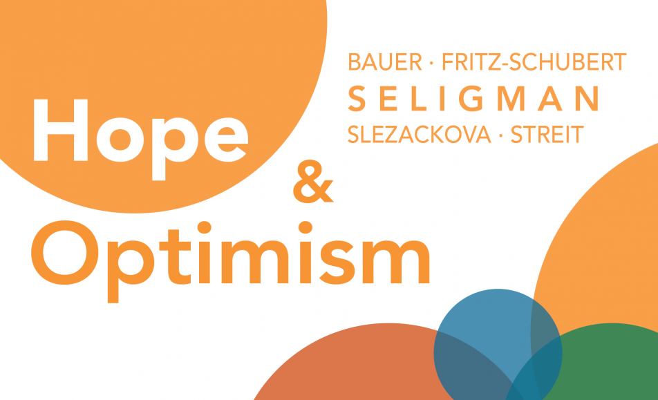 "International Conference with Martin Seligman: ""Hope and Optimism"""