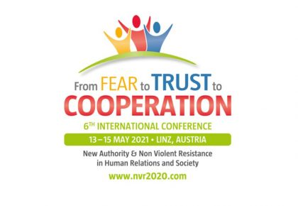 From Fear to Trust to Cooperation – 6th International Conference