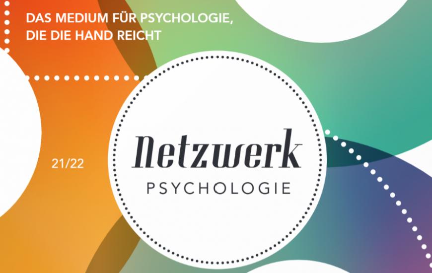 Netzwerk Psychologie 2021/22 in Druck!